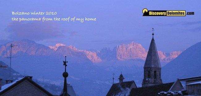 Via Ferrata Dolomites: Bolzano-Bozen town
