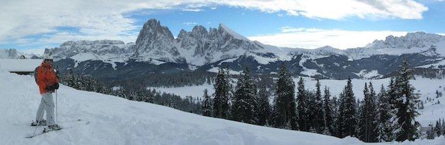 Ski Safari Dolomites - Gardena
