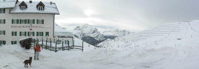 Ski Safari Dolomites - Sella Pass