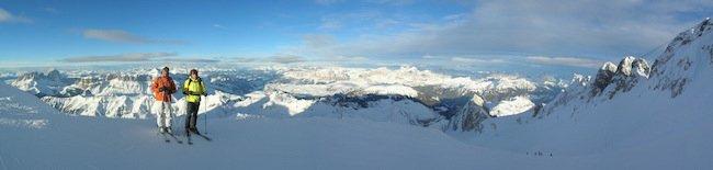 Ski Safari Dolomites - Marmolada