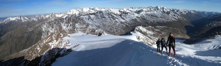 climbing dolomites similaun glacier