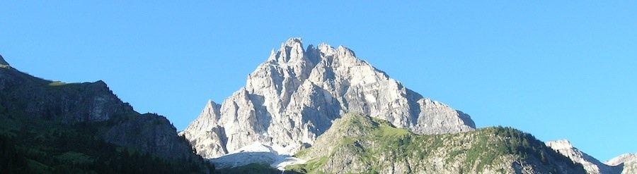 climbing dolomites tribulaun